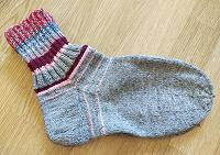 Отдается в дар Вязаные носки
