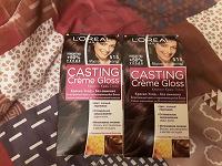 Отдается в дар Краска для волос Casting Creme Gloss от L`oreal