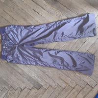 Отдается в дар Баллоневые осенние брюки 134