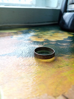 Отдается в дар Кольцо «Спаси и сохрани»
