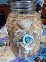 Отдается в дар Рукоделие вазочка