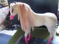 Отдается в дар Лошадь-единорог