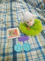 Отдается в дар Игрушки для детей. Смука овечка на молнии и другое