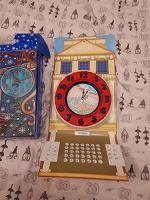 Отдается в дар Набор для творчества Часы