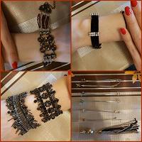Отдается в дар Украшения, браслеты, серьги, бусы и что-то на хм (:
