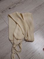 Отдается в дар Детский шарф