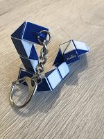 Отдается в дар Игрушка-змейка Rubiks