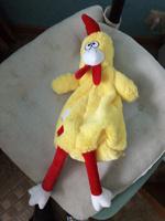 Отдается в дар Игрушка цыпленок.