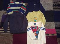 Отдается в дар Одежда для мальчика ( 2 года)