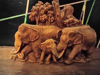 Отдается в дар Сувенир-слоны