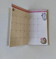 Отдается в дар календарь-ежедневник