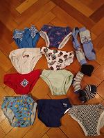 Отдается в дар трусики и носочки для мальчика от 9 месяцев до 1, 5 лет