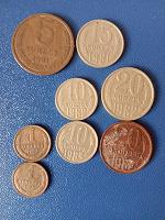 Отдается в дар Монета в по годовку 2
