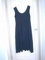 Отдается в дар Платье длинное без рукав. 50 размер