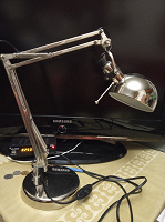 Отдается в дар Настольная лампа IKEA