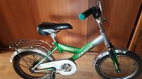 Отдается в дар Велосипед детский