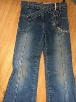 Отдается в дар Девочке джинсы