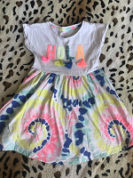 Отдается в дар Детское платье