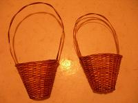 Отдается в дар Плетеные корзинки