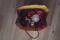 Отдается в дар Новогодние игрушки