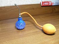 Отдается в дар Распылитель «груша» для одеколона из СССР