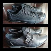 Отдается в дар Две пары обуви 41 размер