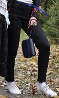 Отдается в дар Чёрные джинсы XS