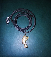 Отдается в дар Колье с Нефертити