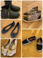 Отдается в дар Женская обувь 36-37