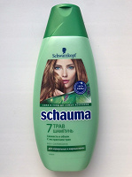 Отдается в дар Шампунь Schauma 7 трав