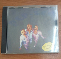 Отдается в дар CD диск группы ПЕП-СИ