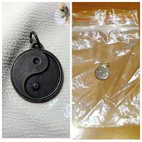 Отдается в дар Подвески серебряные от ювелирной сети GOLD