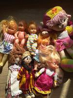 Отдается в дар куколки