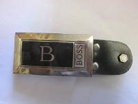 Отдается в дар Пряжка BOSS для ремня 33-35мм