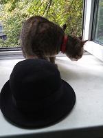 Отдается в дар детская шляпка
