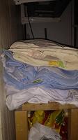 Отдается в дар Постельное белье, полотенца