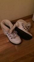 Отдается в дар Зимняя обувь, 39-40 размер.