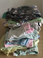 Отдается в дар Одежда для новорожденных