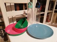 Отдается в дар Посуды Ikea