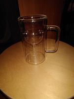 Отдается в дар Декоративный стакан-ваза