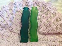 Отдается в дар Зелёные вазы Икеа