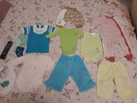 Отдается в дар Детская одежда до от 62 до 74р.