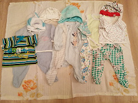 Отдается в дар Детская одежда до 68 см