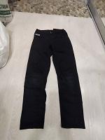 Отдается в дар Брюки джинсы черные