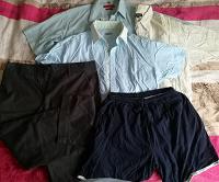 Отдается в дар Одежда мужская 52-54
