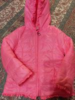 Отдается в дар Розовая курточка для девочки