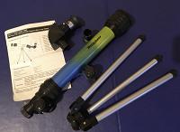 Отдается в дар Детский телескоп