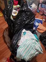 Отдается в дар Одежда для девочки 2-5 лет