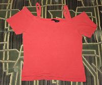 Отдается в дар Женская летняя футболка и блузка NEW LOOK