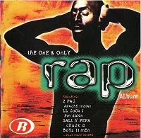 Отдается в дар Музыкальный диск RAP